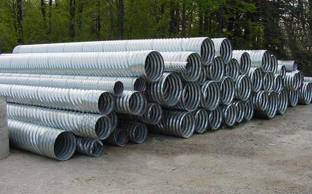 Culverts & Drainage Pipe