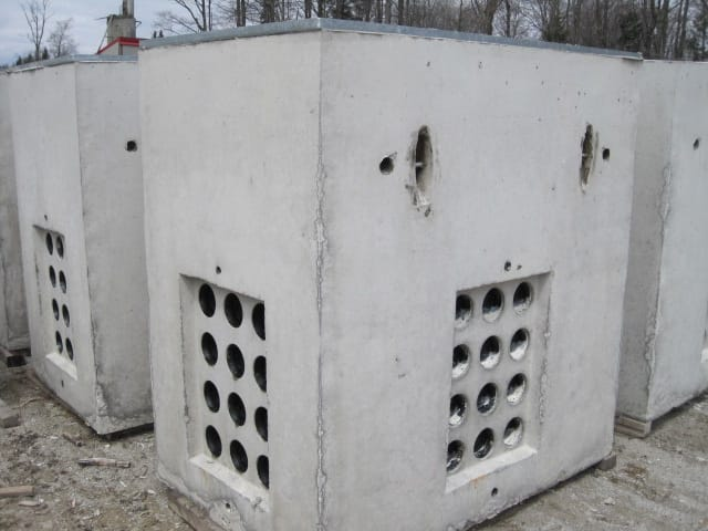 Vaults, Pull Boxes & Handwells
