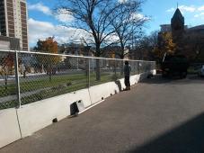 Parking Curbs, Barriers, Pads & Blocks
