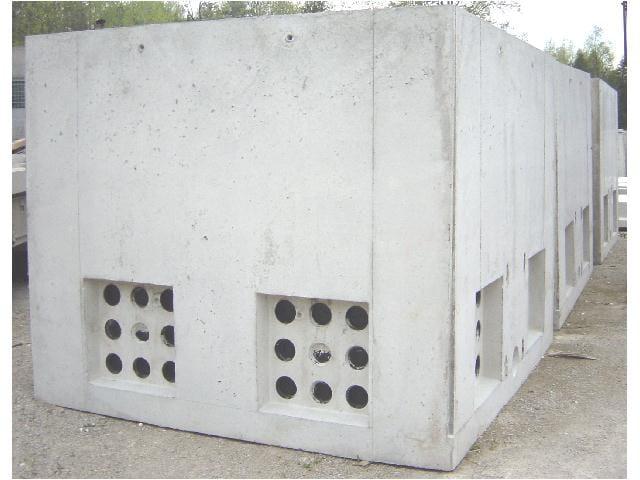 Electrical Manholes
